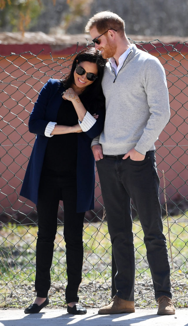 Подводим итоги года! 3 лучших фотографии Меган и Гарри за 2019 год