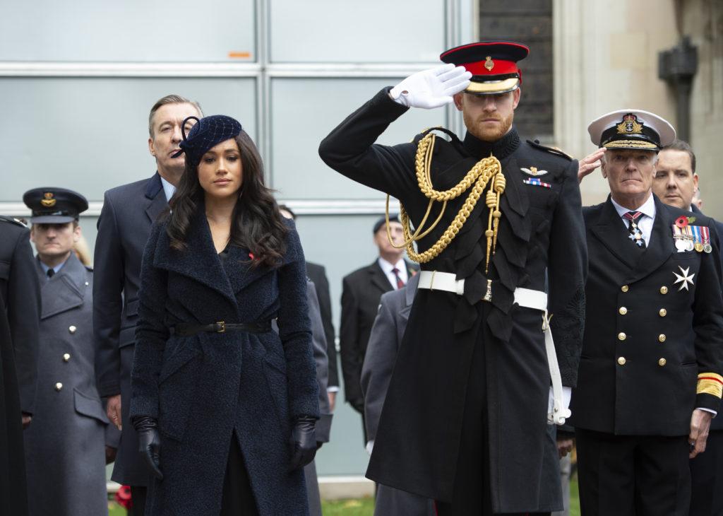 Все в сборе! Принц Гарри, Меган Маркл, Уильям и Кейт Миддлтон снова вместе!