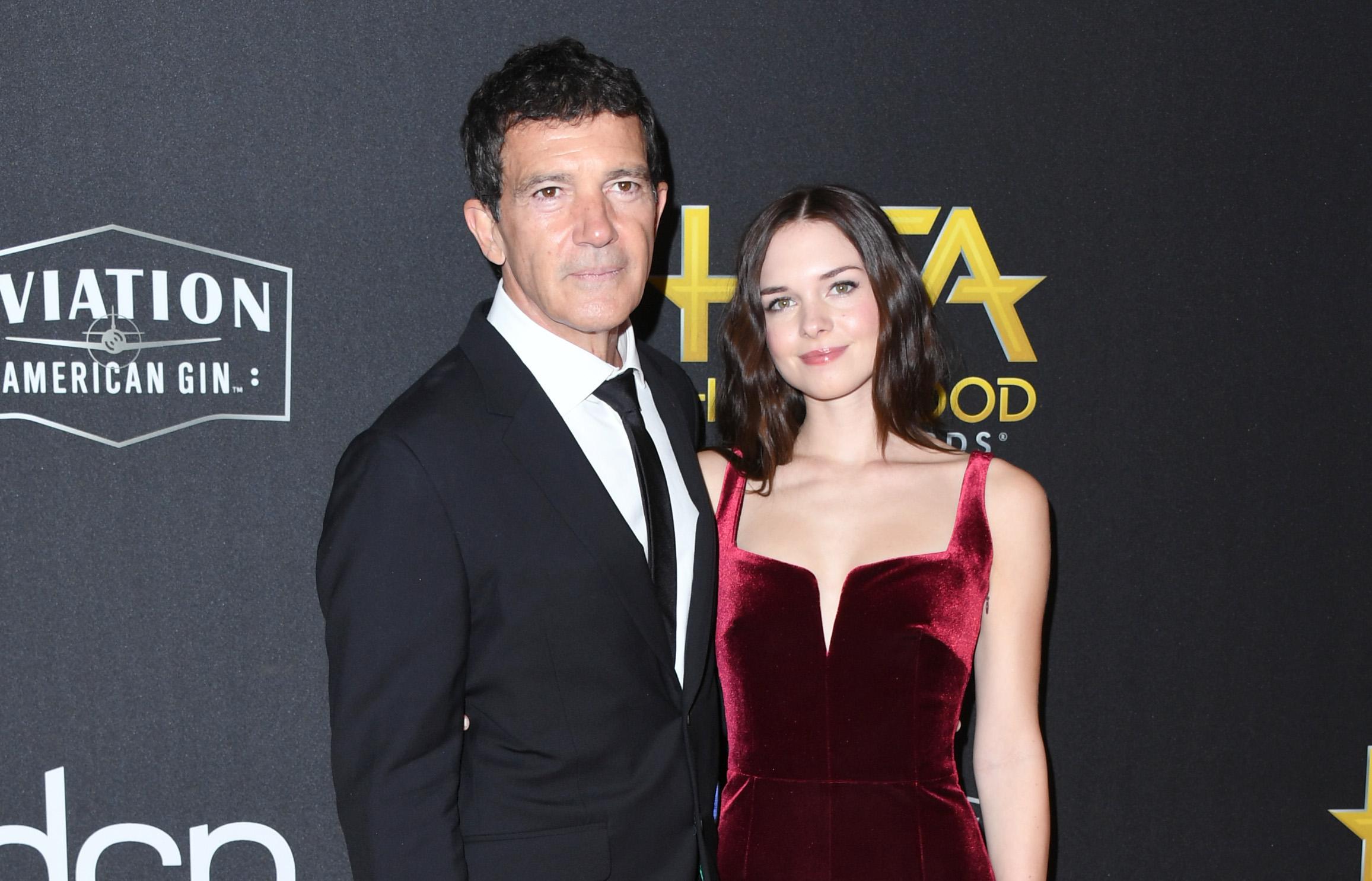 Как выглядит 23-летняя дочь Антонио Бандераса?