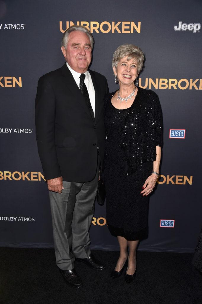 Как выглядят родители Брэда Питта?