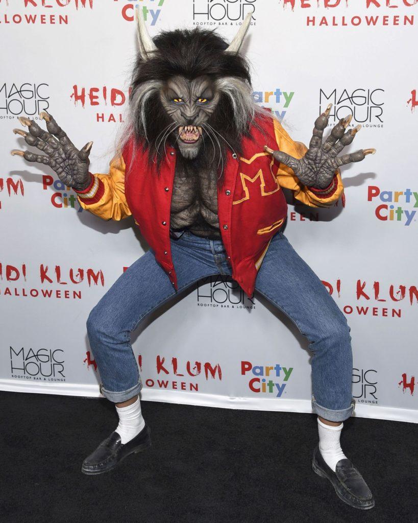 Королева Хэллоуина: в кого переоделась Хайди Клум в этом году?