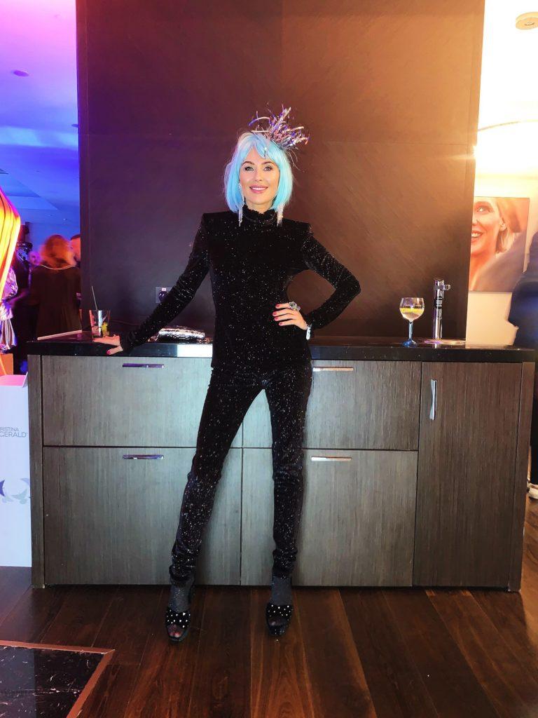 Алеся Кафельникова,Pharaon и Влад Соколовский на самой масштабной вечеринке Хэллоуина