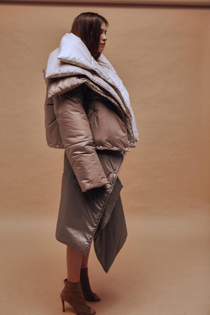 В этом точно будет тепло: пуховики-оделяла