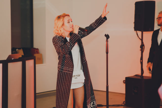 Моргенштерн, Ternovoy и Анастасия Уколова поддержали Клаву Коку на презентации ее альбома