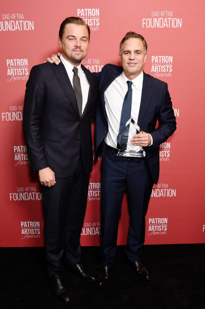 Звезды на премии The Patron of the Artists Awards
