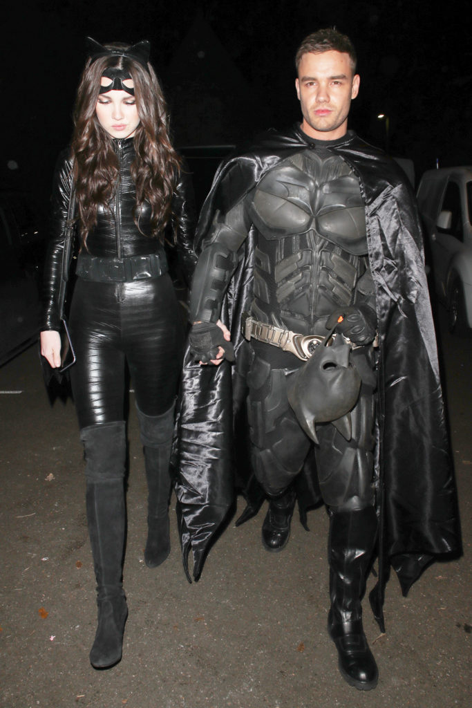 Кайли в образе Мэрилин Монро и Белла — Фред Флинстоун: кем нарядились звезды на Хэллоуин 2019?