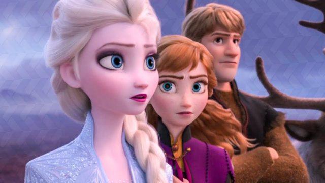 Цифра дня: сколько заработал мультфильм «Холодное сердце 2» в первые дни проката?