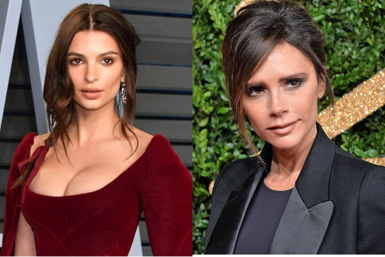 Почему Виктория Бекхэм и Эмили Ратаковски похожи?