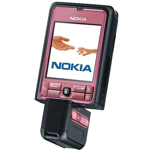 Nokia 3250. Необычный моноблок и два сильных стеродинамика (отличная замена плееру)