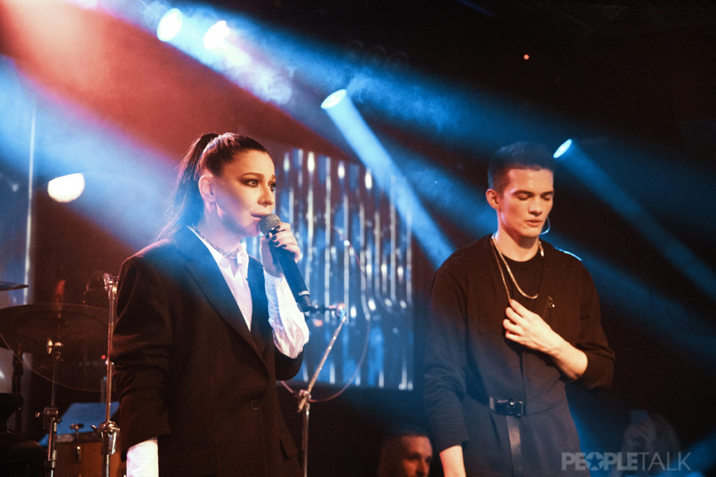 Звезды на первом сольном концерте Ильи Колунова