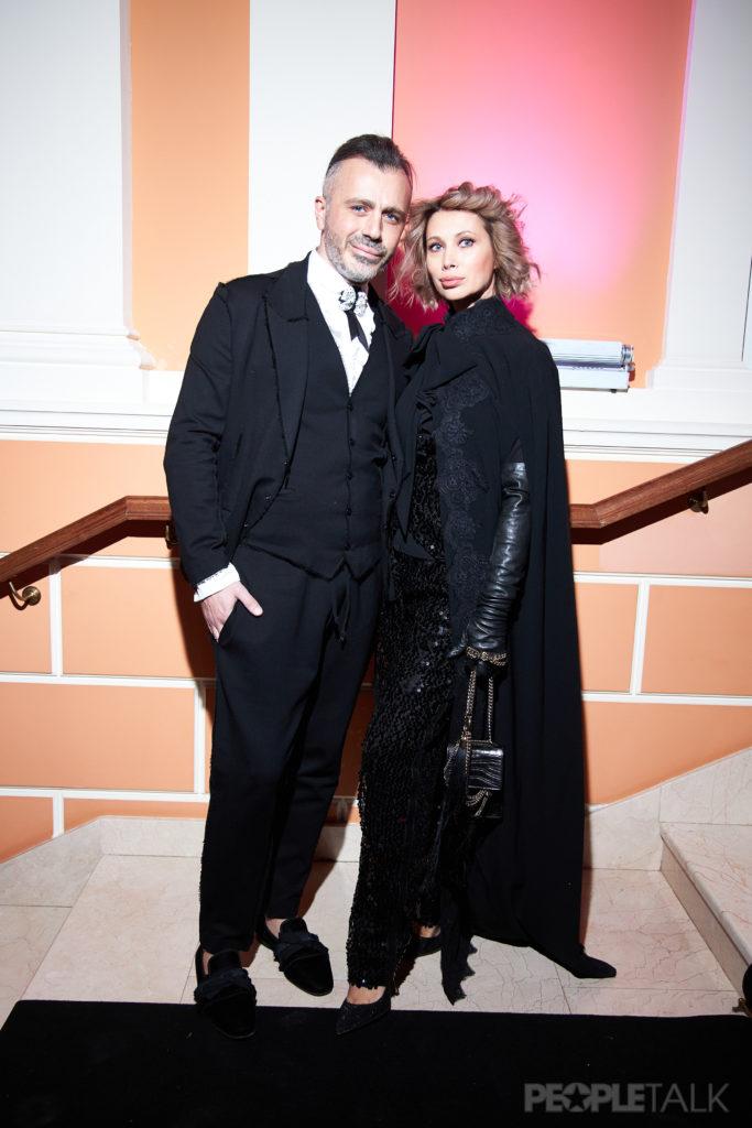 Александр и Елизавета Сирадекиан