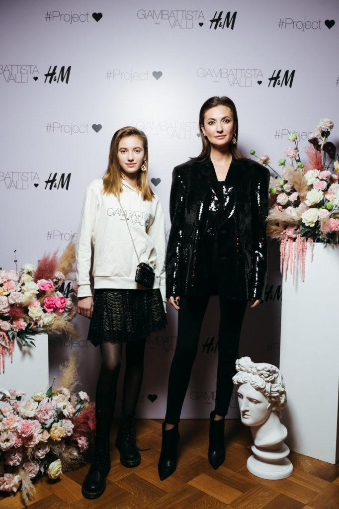 Снежана Георгиева с дочерью Соней