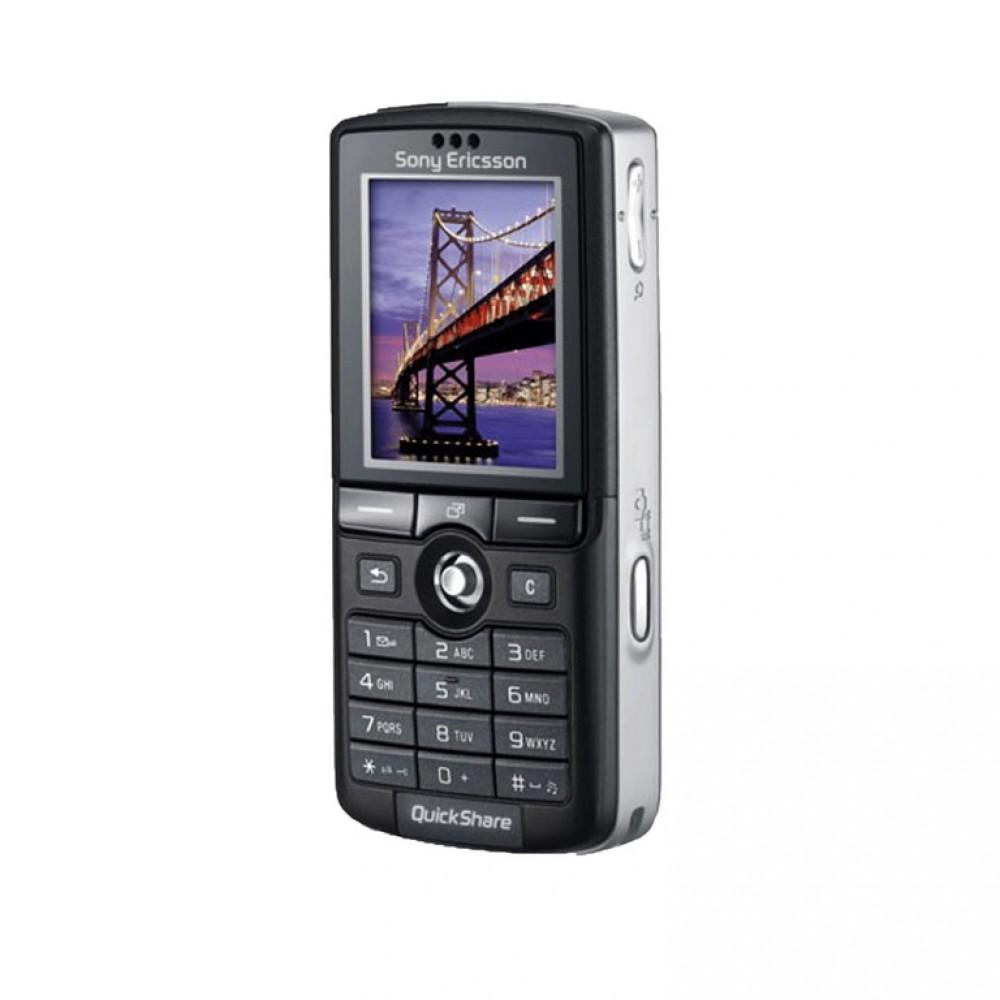 Sony Ericsson K750i. Первая серийная модель с такой мощной камерой - 2 Мп