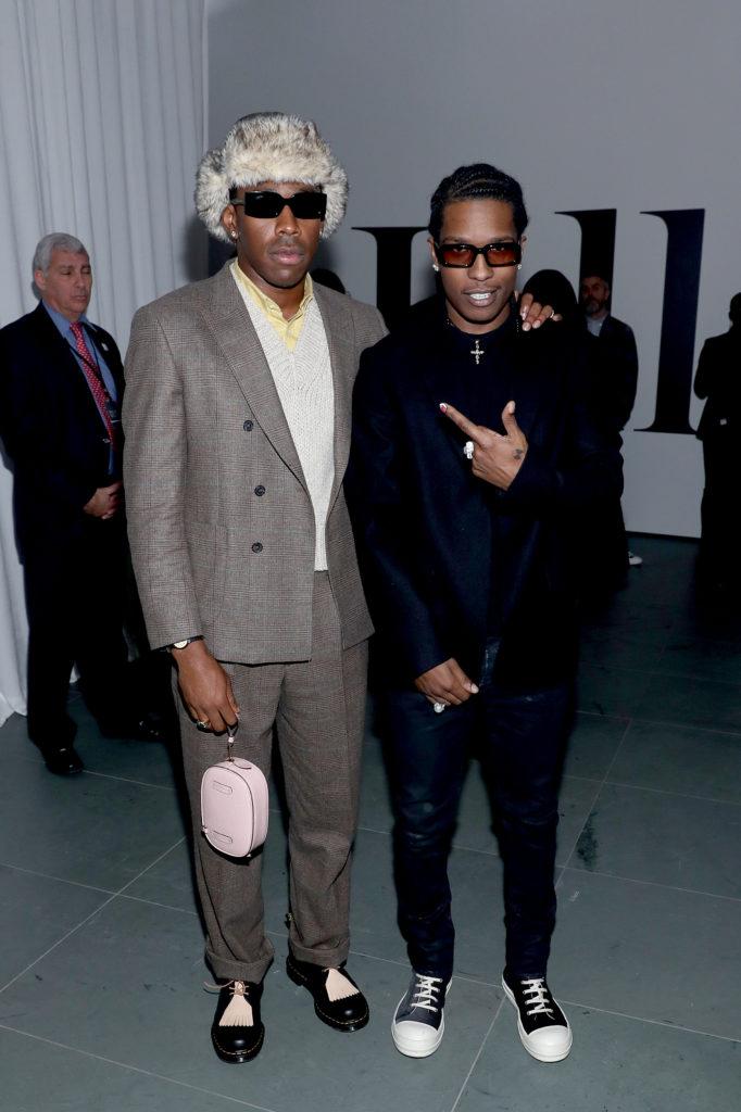 Tyler, The Creator и A$AP Rocky