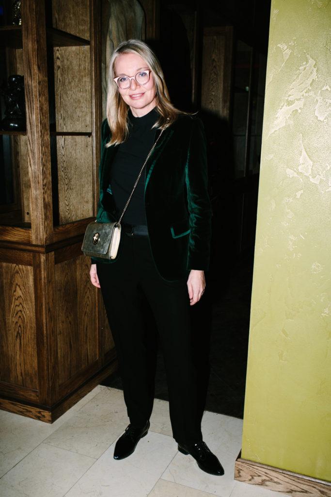 Звезды на открытии паназиатского ресторана в Москве