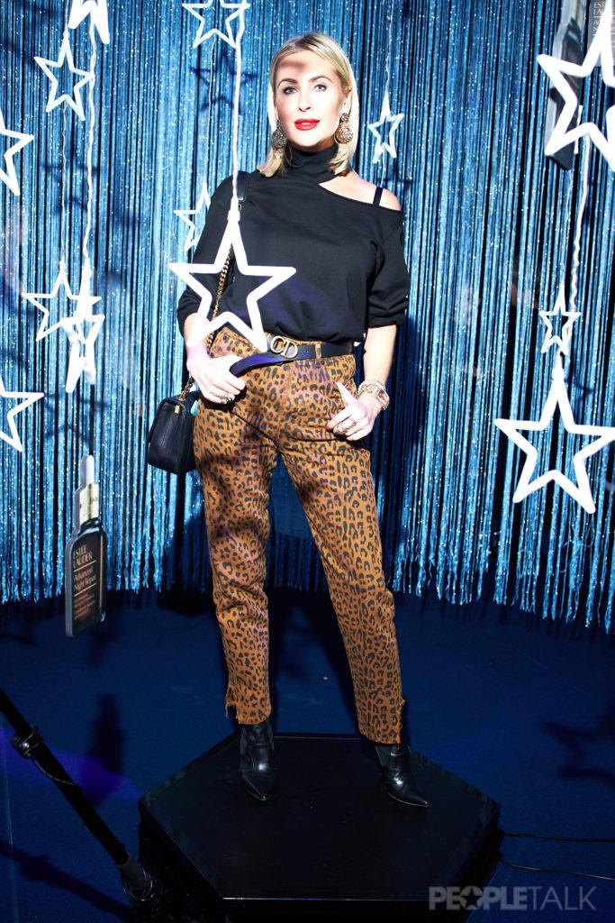 Звезды на вечеринке «Ночь принадлежит мне» от Estée Lauder