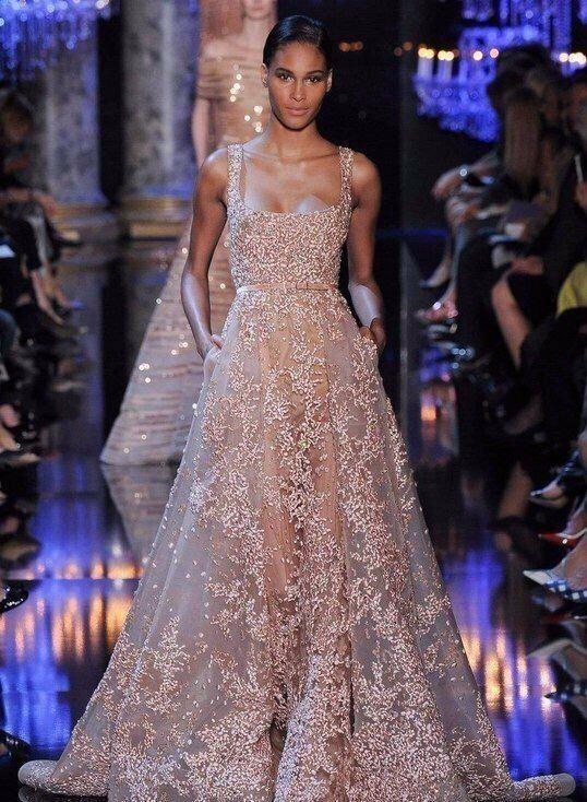 Коллекция свадебных платьев Ellie Saab