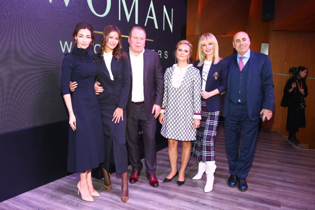 Анна Рудакова, Анастасия и Анатолий Кучерена, Наталья Шкулева, Валерия и Иосиф Пригожин