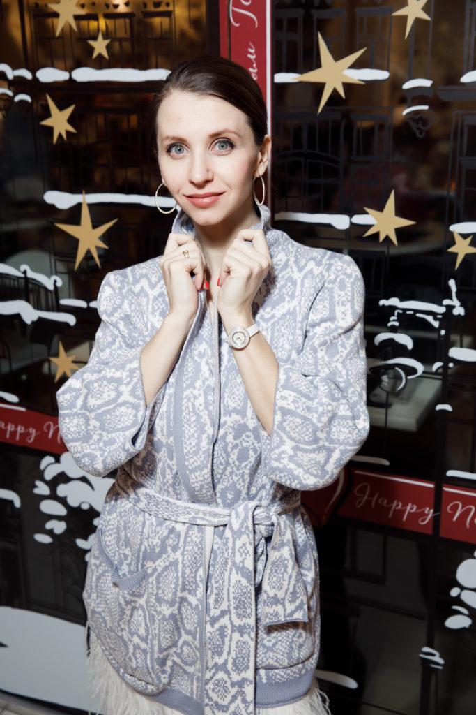Анна Тихомирова