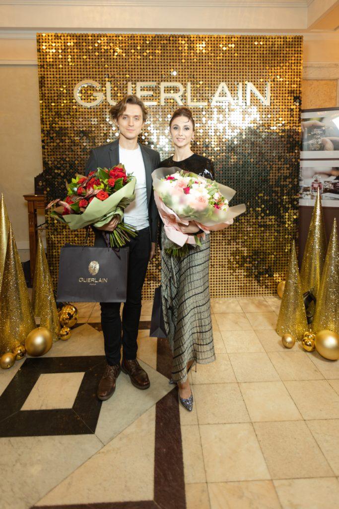 Денис Родькин и Светлана Захарова