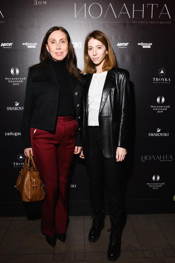Ирина и Инга Меладзе