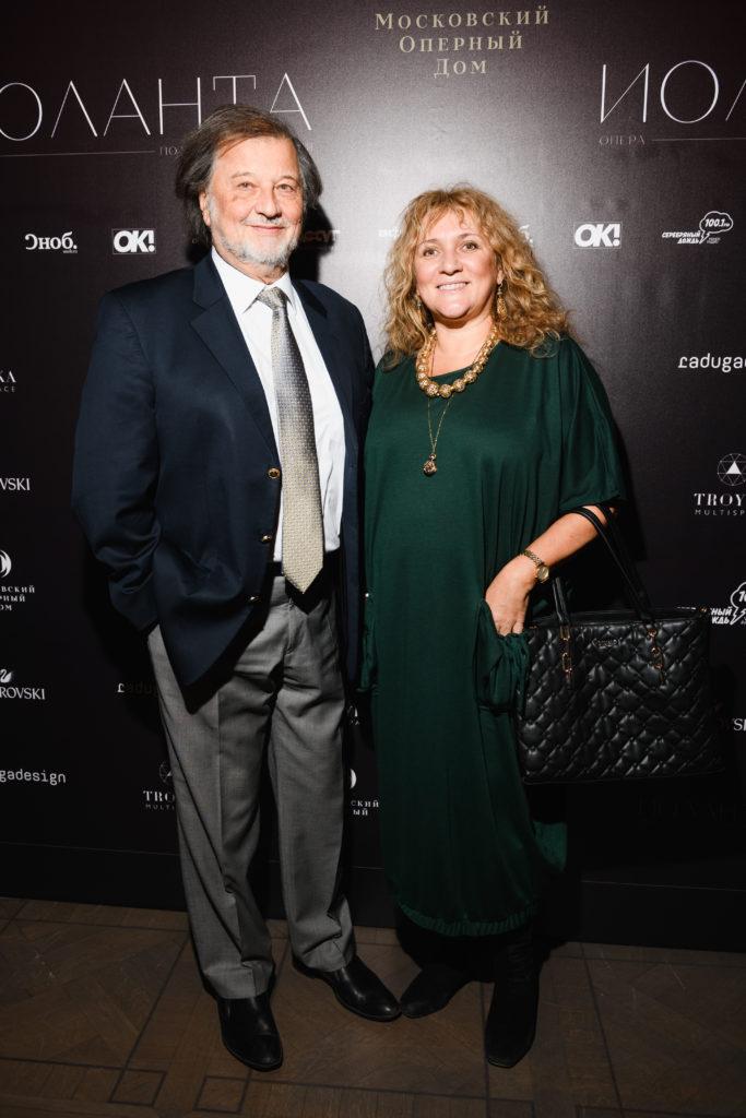 Алексей и Татьяна Рыбниковы