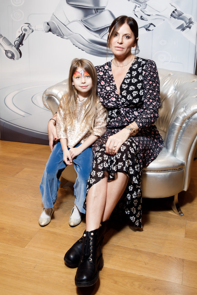Алла Акперова с дочкой Верой