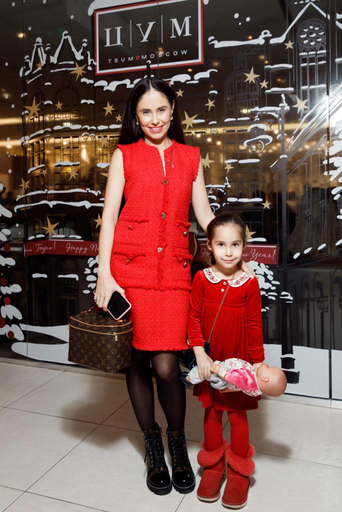 Илана с дочкой Дианой