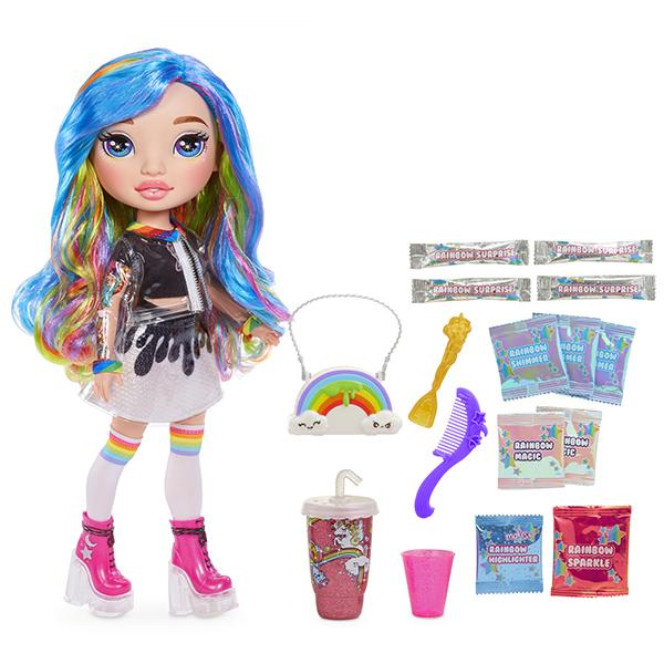 Poopsie Surprise. Куколки Poopsie Rainbow Surprise с комплектом стильной одежды, аксессуарами, сюрпризами. 7499 р.