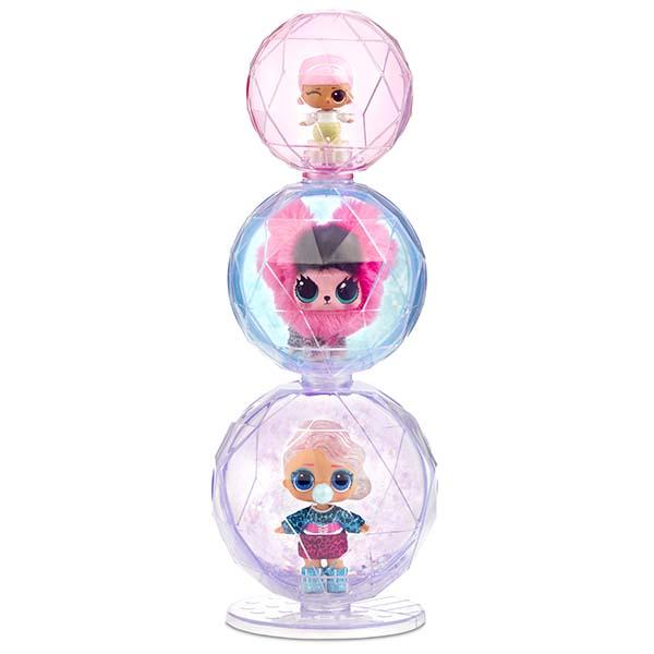 LOL Winter Disco. Новая зимняя коллекция куколок LOL surprise Winter disco Glitter Globe, в которую входят куколки, пушистые питомцы, сестрички и братики. От 999 р.