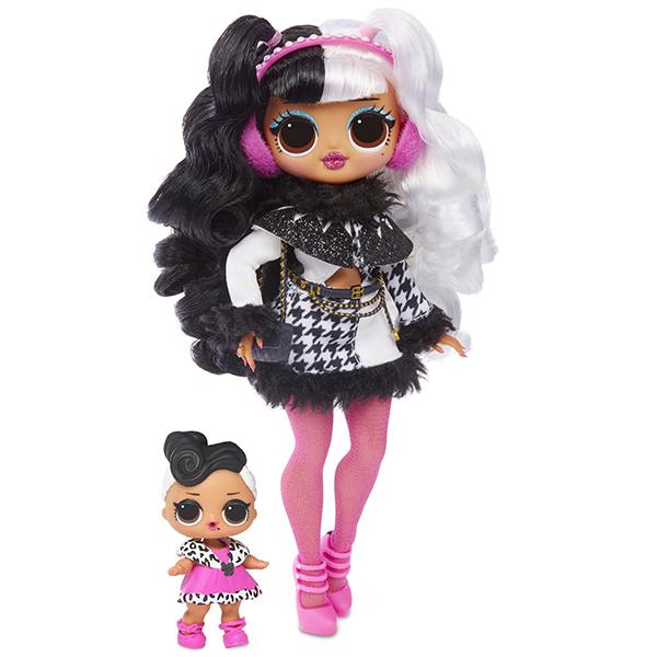 LOL Surprise OMG. Новая линейка из больших кукол LOL Surprise OMG высотой 23 см. У каждой куколки яркая внешность и крутой стиль. Есть три куклы с летней и зимней одеждой. От 3799 р.