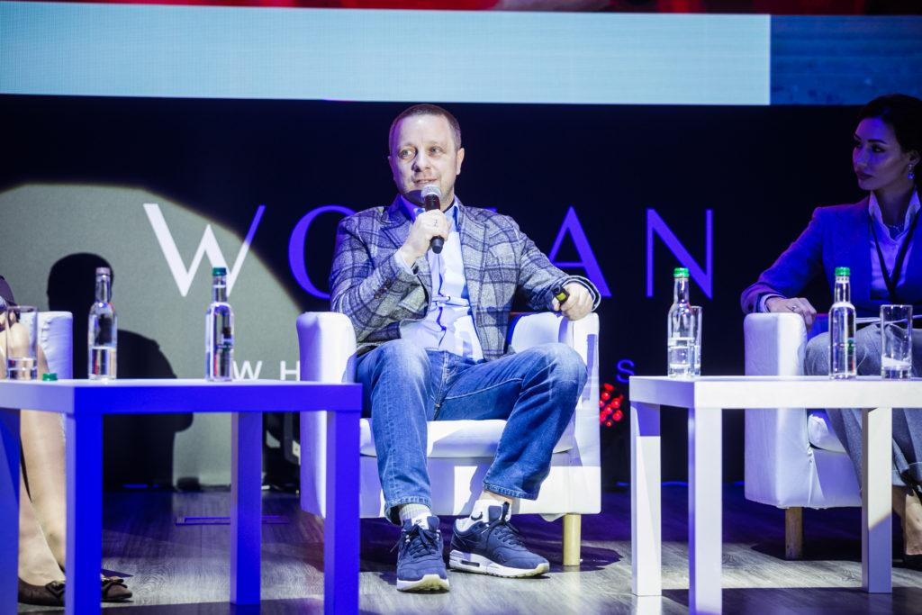 Андрей Кришнев (CEO Nike)