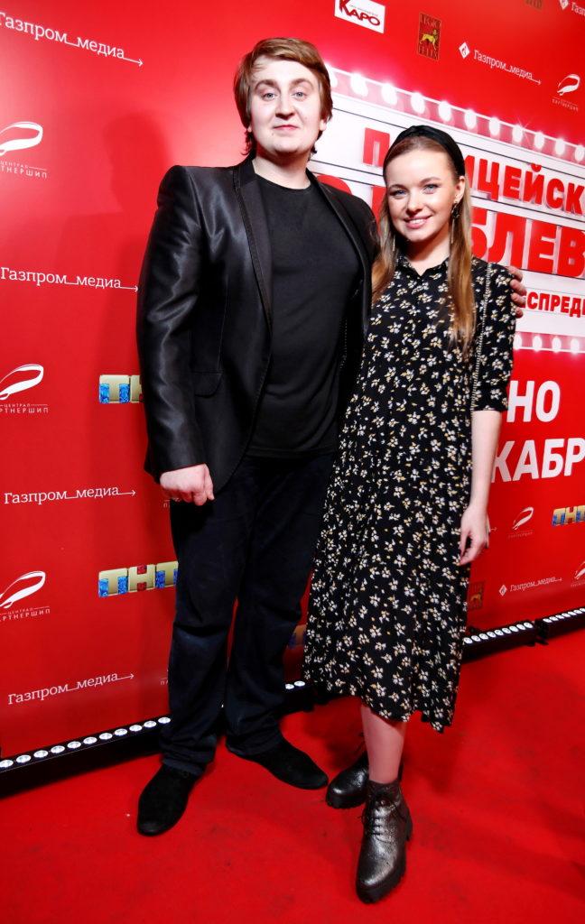 Артур Бичакиан и Екатерина Хомчук