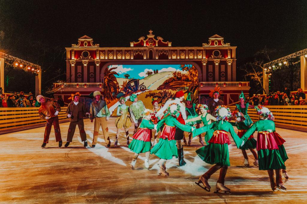 Новогоднее настроение обеспечено: что делать в Москве на праздники?