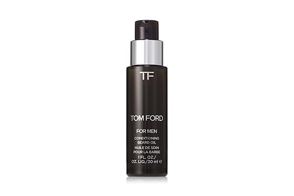 Масло для бороды Tom Ford Fabulous, Tom Ford, 5099 р. Не только вкусно пахнет, но и очень круто работает: смягчает бороду, питает структуру волос и придает им здоровый блеск.