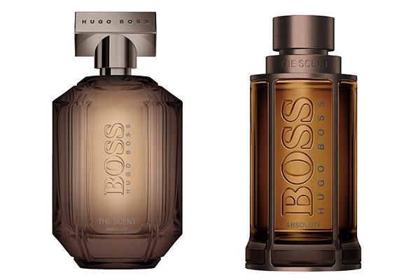 Парфюмерная вода Boss The Scent Absolute, Hugo Boss, от 6453 р. Аромат миксует имбирь, ветивер и корень мондии. Согреет в холодный зимний вечер.