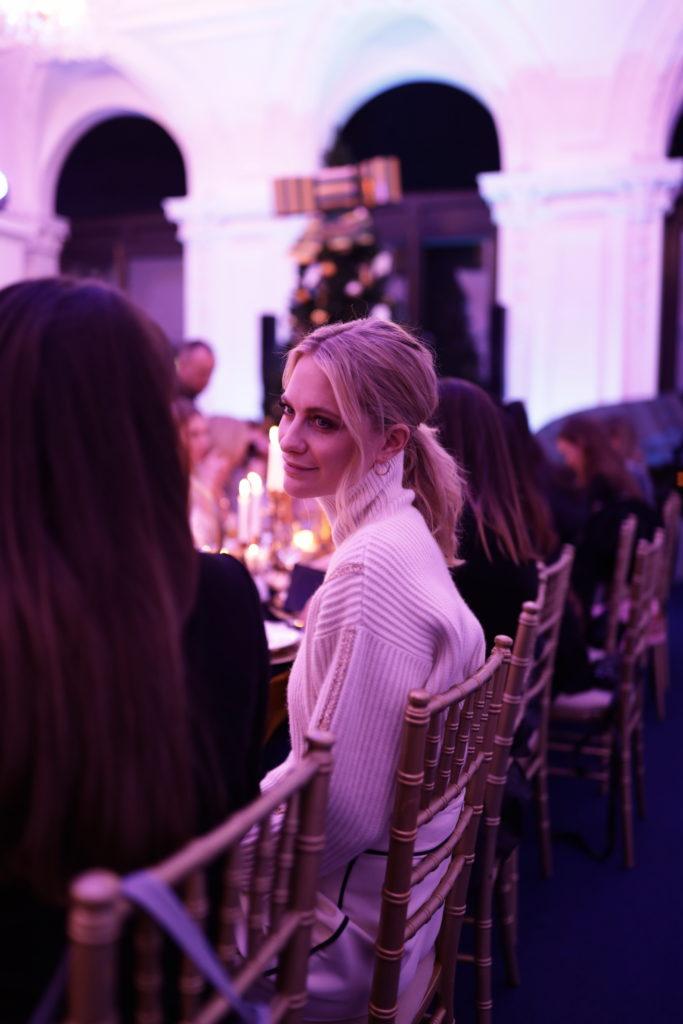Юлианна Караулова, Ян Гэ и Поппи Делевинь на праздничной вечеринке Jo Malone London