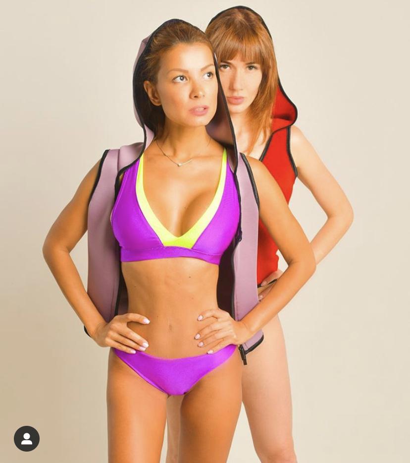 Для мотивации! Очень красивая коллекция купальников и одежды для фитнеса