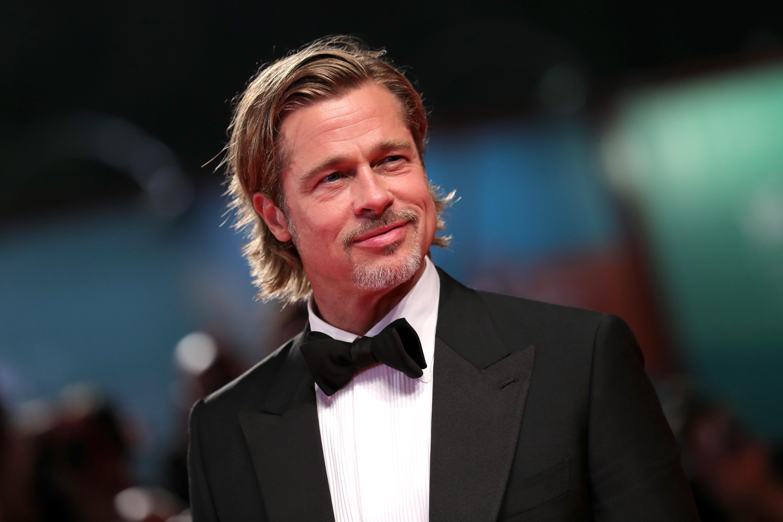 Брэд Питт пошутил о принце Гарри в присутствии принца Уильяма на BAFTA 2020
