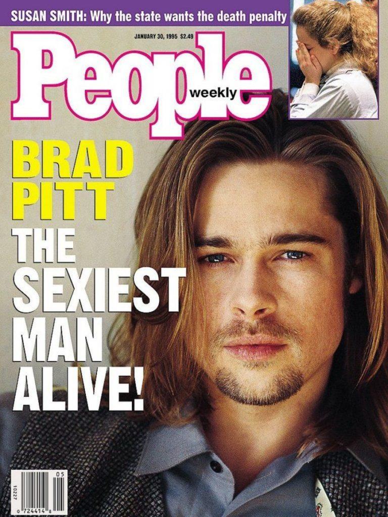 1995. Брэд Питт