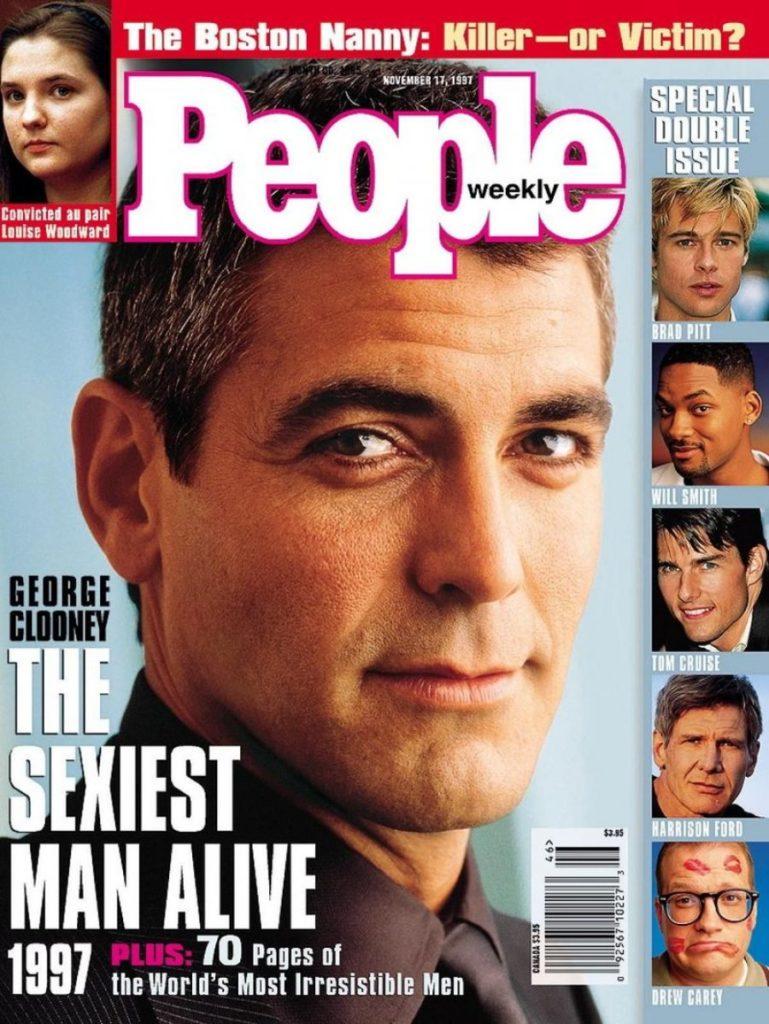 1997. Джордж Клуни