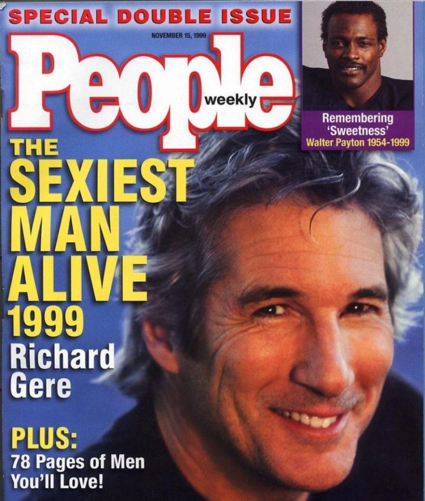 1999. Ричард Гир