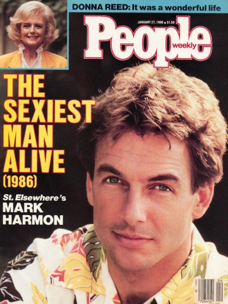 1986. Марк Хармон