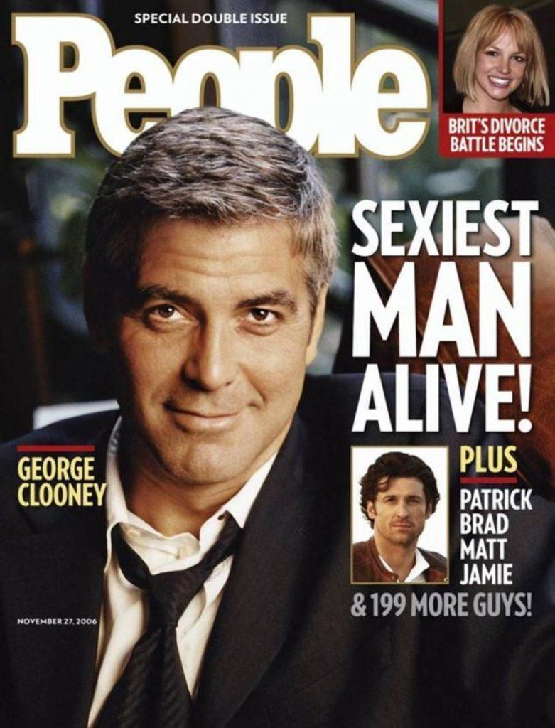 2006. Джордж Клуни