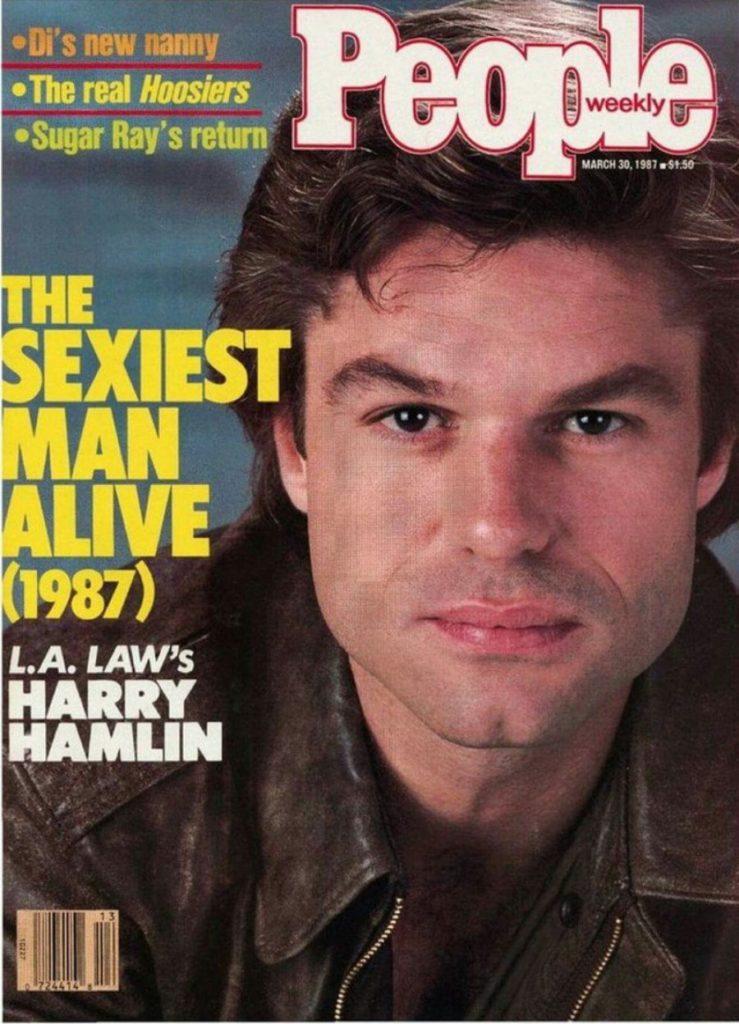 1987. Гарри Хэмлин