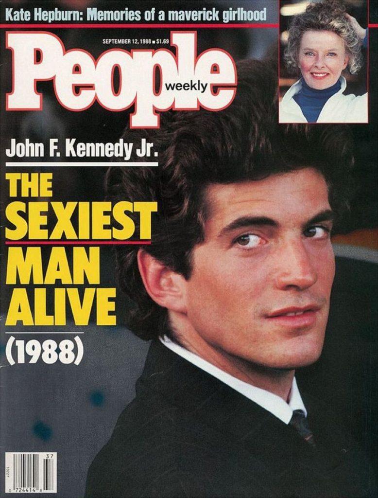 1988. Джон Кеннеди-младший