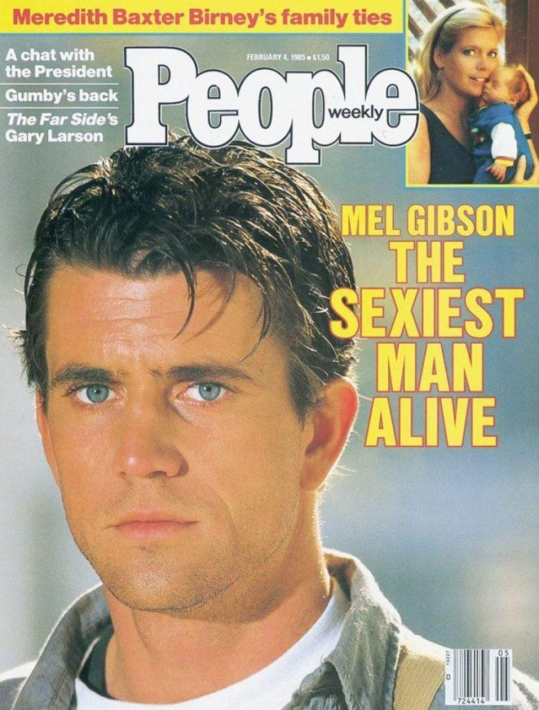 1985. Мел Гибсон