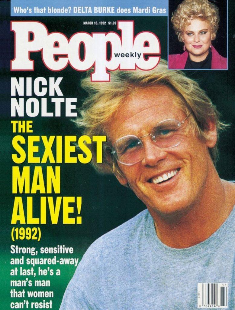 1992. Ник Нолти