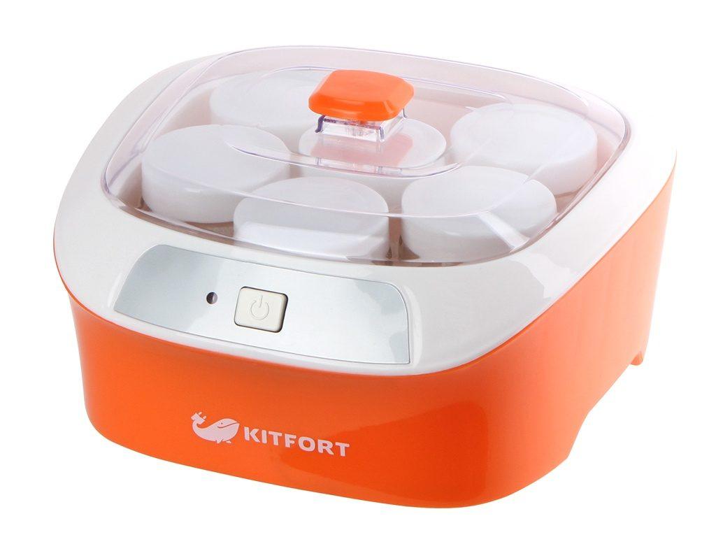 Йогуртница Kitfort КТ-2020, 990 р. (Эльдорадо)