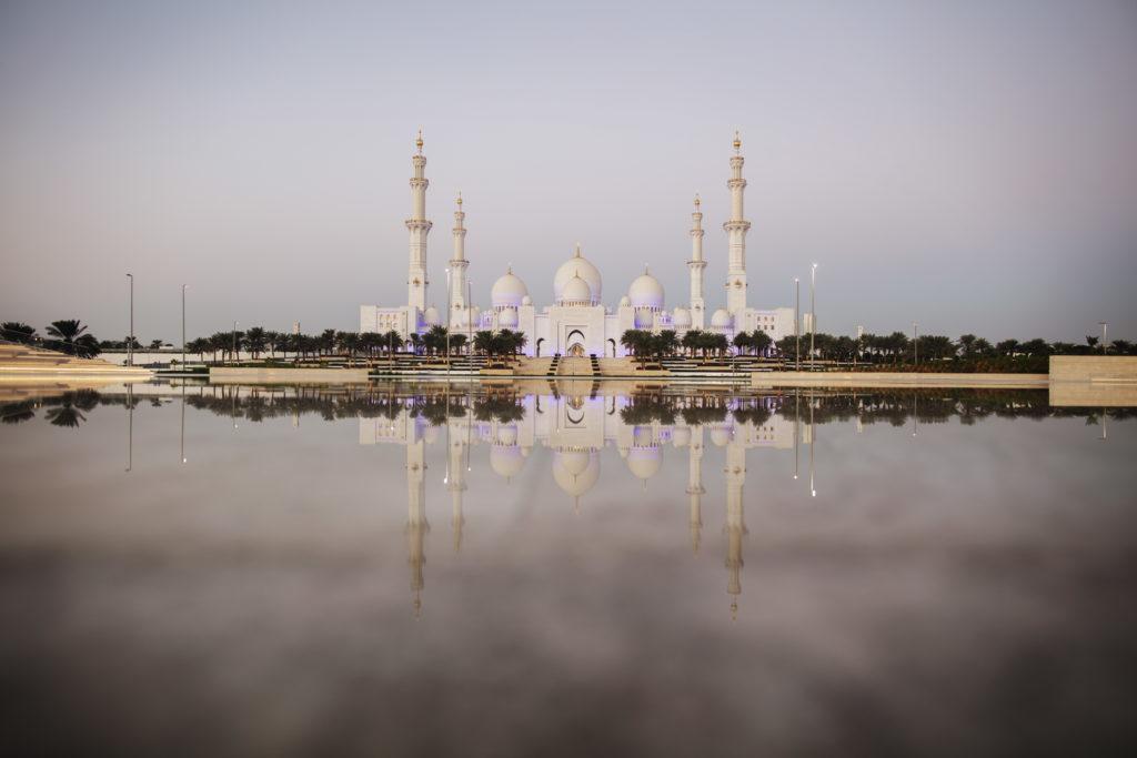 Мечать шейха Зайда